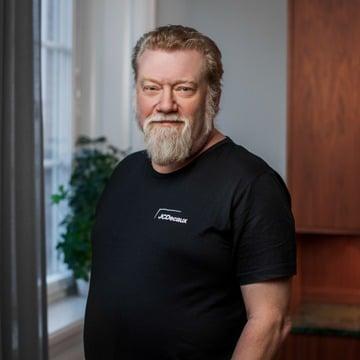 Lars (Charlie) Dahlström