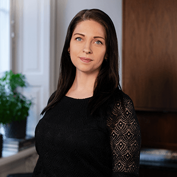 Stephanie Nilsson (föräldrarledig)