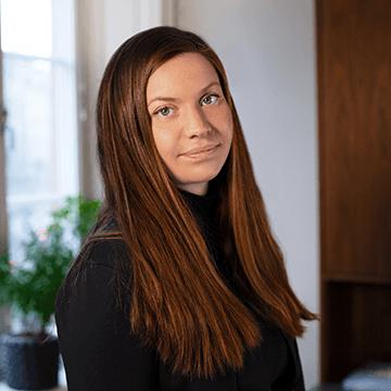 Klara Söderberg (föräldrarledig)