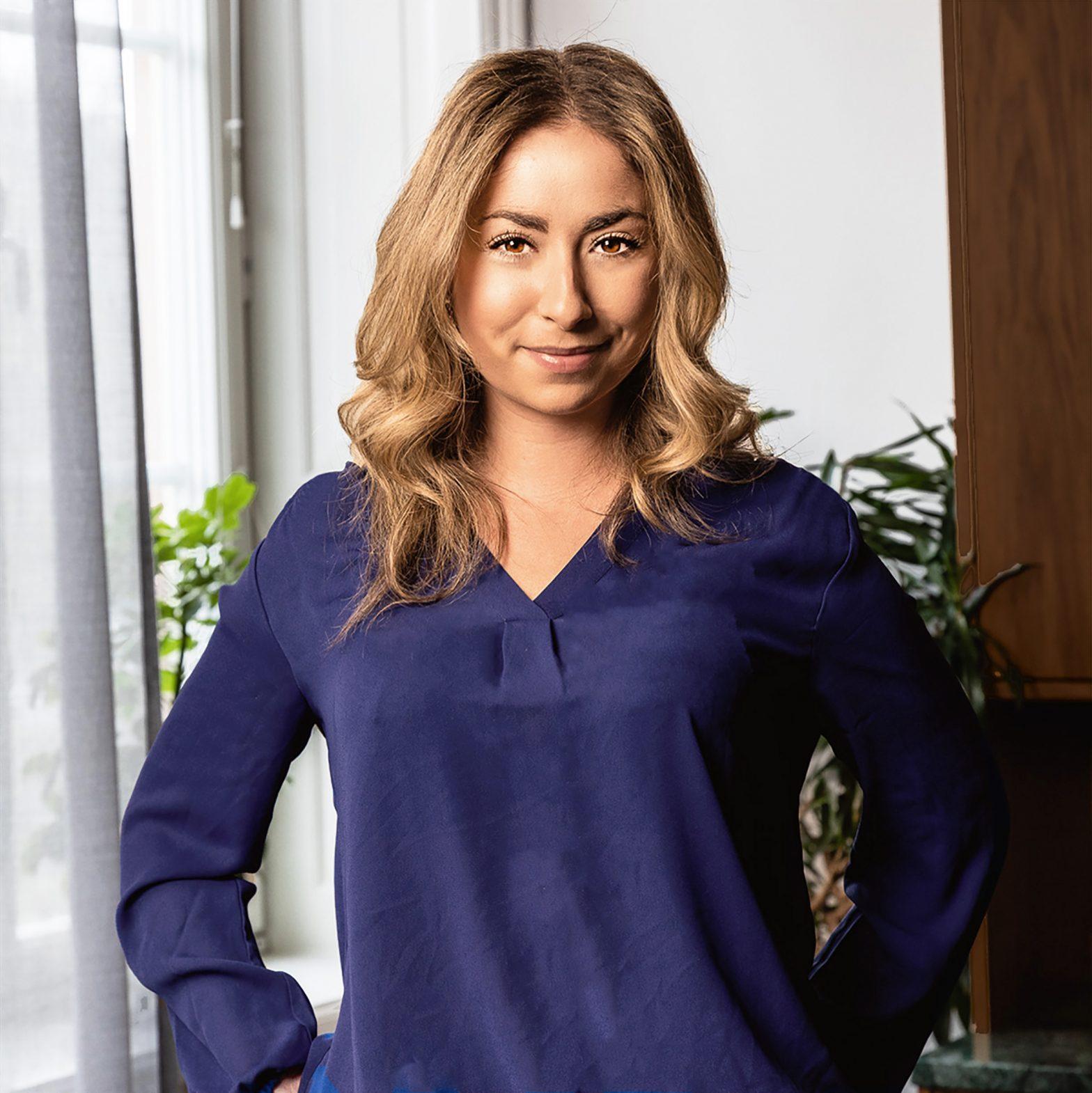 Jasmine Bäckström
